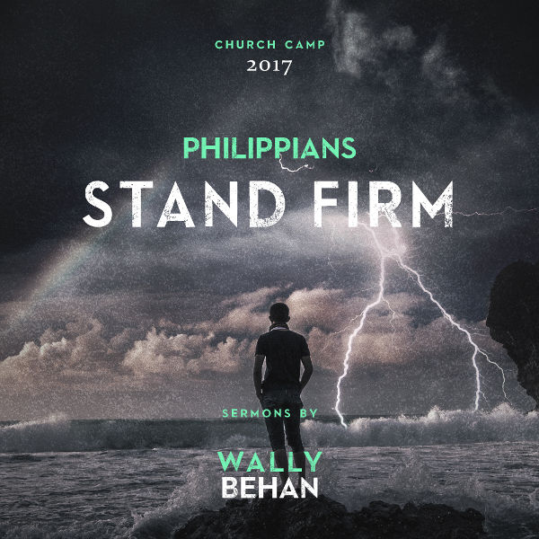 1. Stand Firm, Phil. 4:1-2 Image